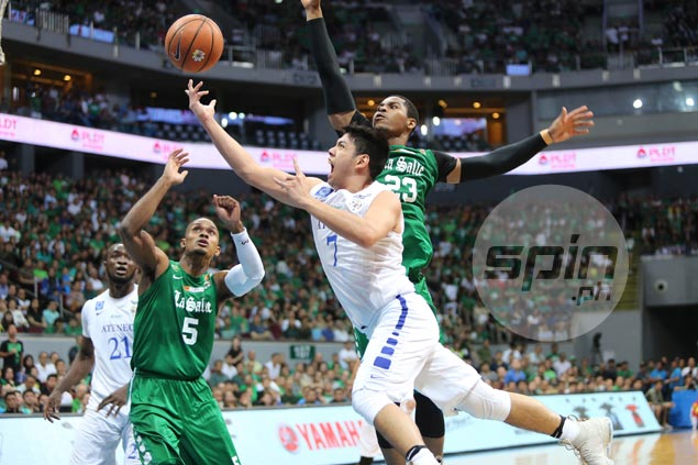 Mike Nieto serves payback for bloodied brother Matt with pivotal second half surge for Ateneo