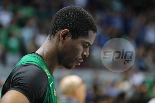 La Salle import Ben Mbala lauds Ateneo defense, vows to bounce back after posting career low eight points