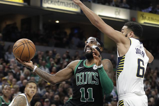 Celtics ride huge third quarter to victory over Pacers