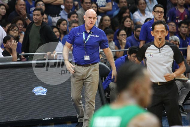 Tab Baldwin glad to see Eagles survive foul-fest, expects same physical plays in Game Two