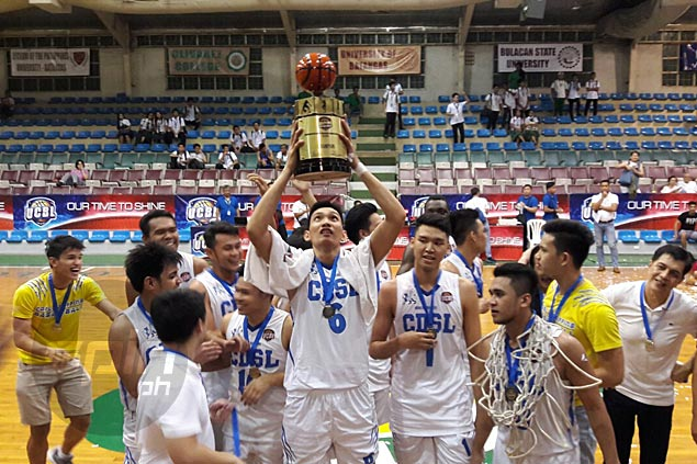 San Lorenzo Griffins sweep CEU Scorpions to clinch UCBL crown