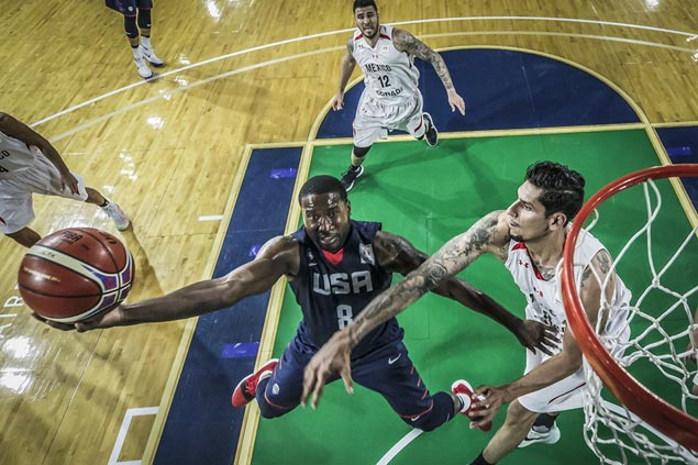 G-League-powered US squad routs Mexico in Fiba World Cup qualifiers