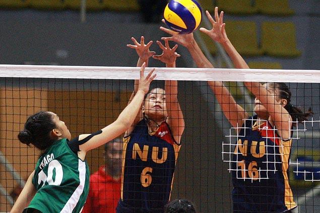 Faith Nisperos stars as Nazareth School beats La Salle Lipa in four to rule U18 girls volleyball tournament