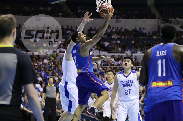 Gilas finally finds touch late to put away Chinese Taipei and sweep start of WC qualifiers bid