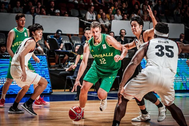 Australia keeps Japan winless as Boomers pull off another blowout win in World Cup qualifiers