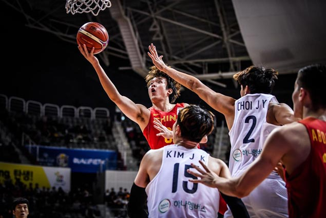China rides third quarter surge to big upset win on the road over Korea in World Cup qualifiers
