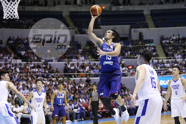 June Mar Fajardo thrives in bench role to put up best game in Gilas uniform