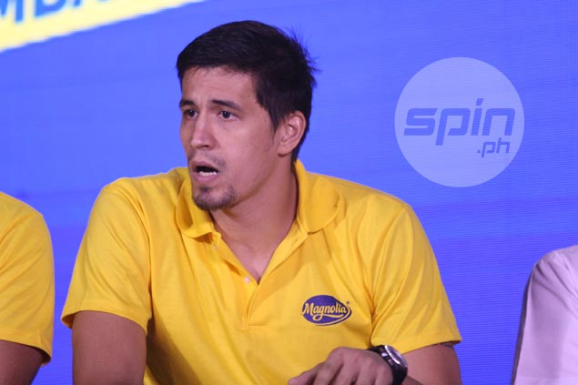 Pingris fired up to get new-look Hotshots over semis hump: 'Sobrang gutom na itong team na ito'