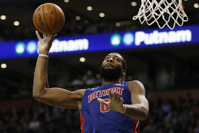 In matchup of East's top teams, Andre Drummond makes mark with 20-20 game for Pistons