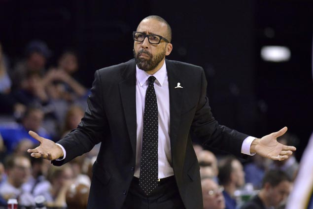 Skidding Grizzlies sack coach David Fizdale a day after fourth-quarter benching of Marc Gasol