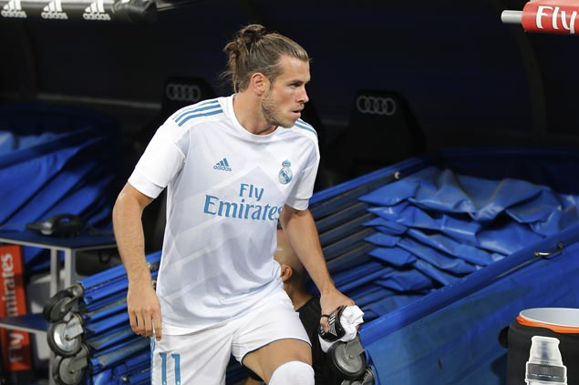 Gareth Bale set to make Real Madrid return after two-month injury layoff