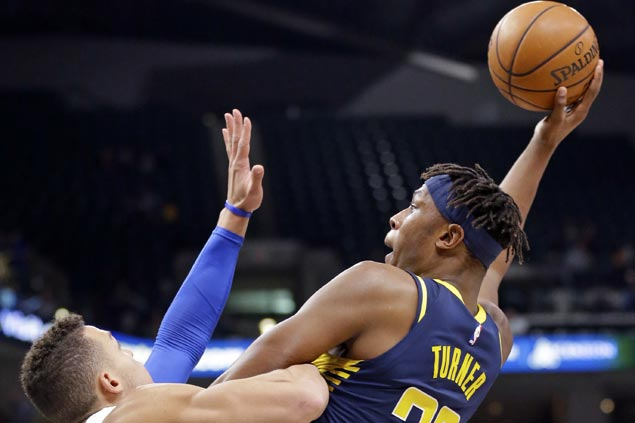 Pacers use balanced scoring to send Magic to ninth straight loss
