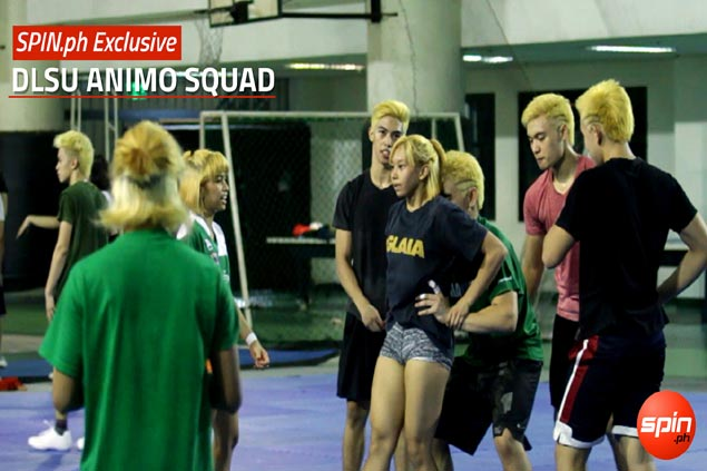 La Salle Animo Squad aims to clean up act, vows to put on explosive cheerdance show