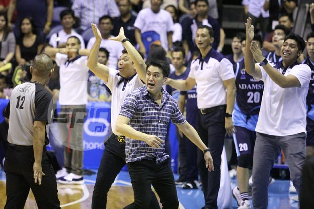 UAAP review finds 17 incorrect calls in La Salle-Adamson game, but sees no evidence of bias