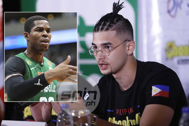 Kobe Paras sparks debate with call for separate college MVPs for locals, imports