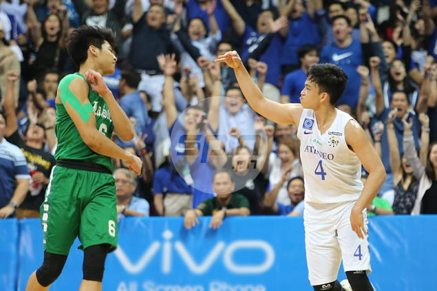 Ateneo, La Salle warned against actions that incite crowd as tensions rise in UAAP finals