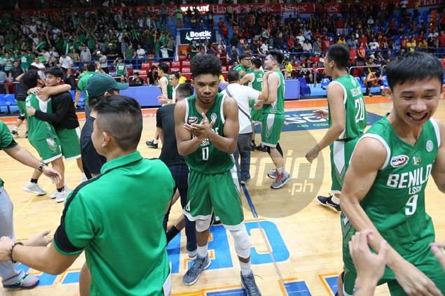 Sky's the limit for top LSGH rookie Inand Fornillos, says coach