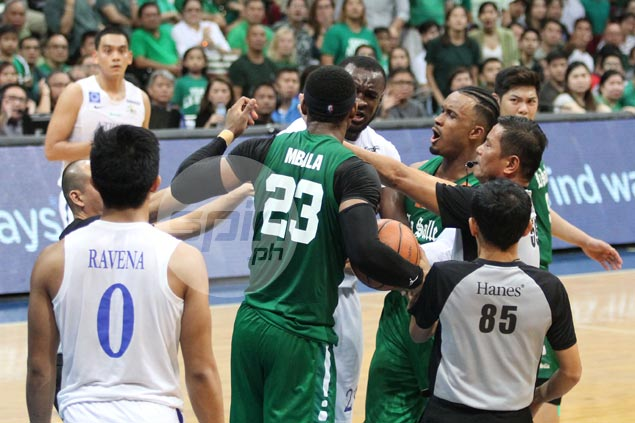 UAAP commissioner summons Eagles, Archers before Game Two to discuss sportsmanship