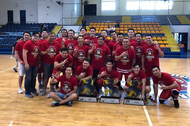 Joseph Yeo, TY Tang, Jett Manuel lead Mighty Sports to Xavier Alumni League three-peat