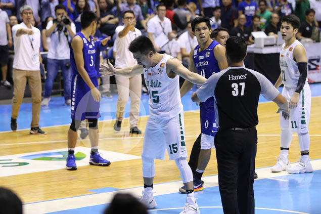 Resolute Kib Montalbo refuses to back down, leads by example for Green Archers