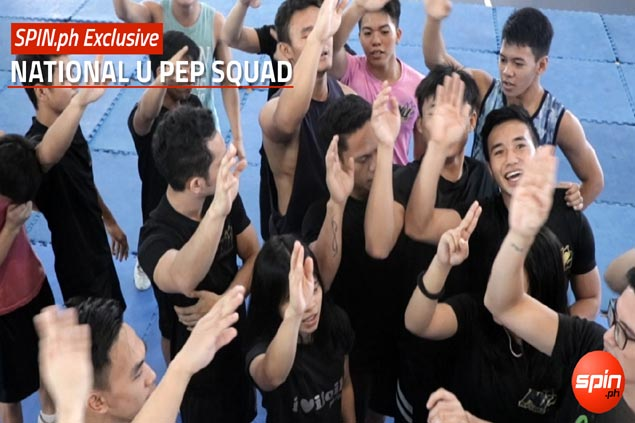 Fivepeat-seeking NU Pep Squad on next routine: 'Pa-sweet pero may wow factor'