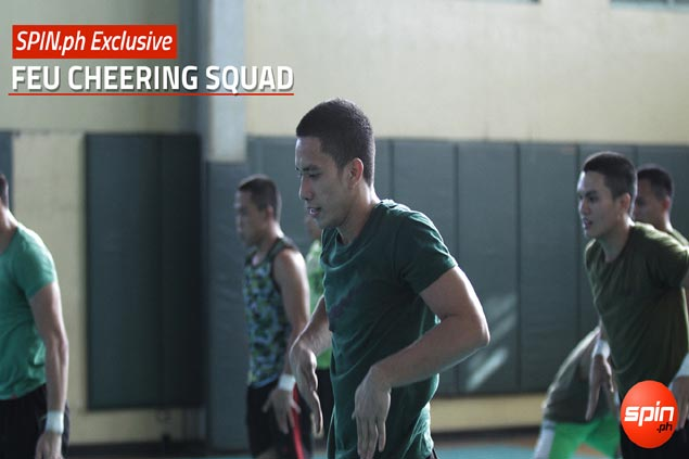 FEU Cheering Squad sets sights on flawless run in UAAP cheerdance