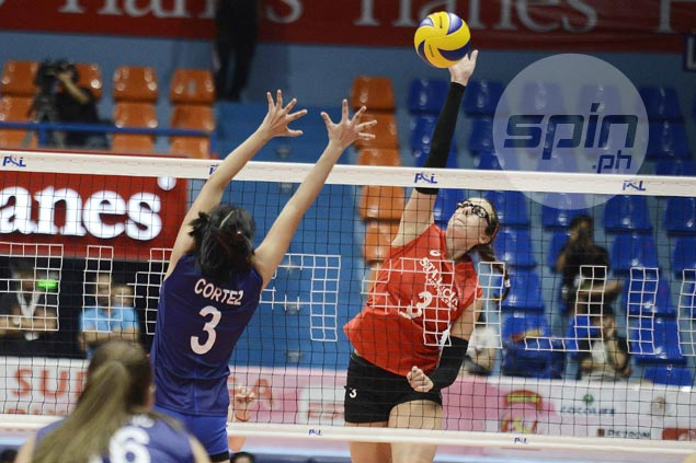 Sta. Lucia storms back from a set down to frustrate Generika in PSL Grand Prix