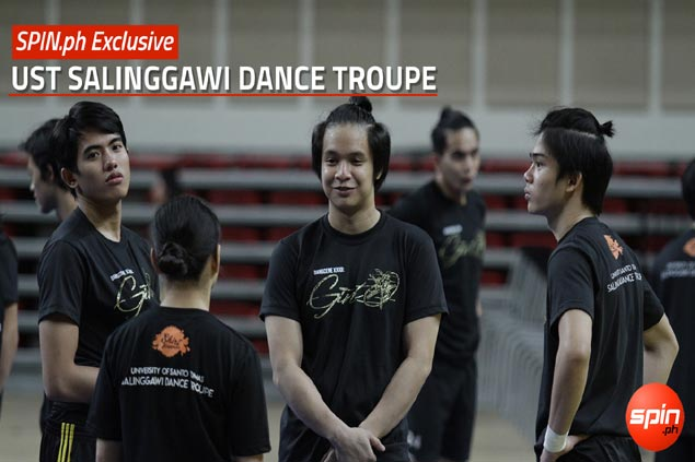 UST Salinggawi Dance Troupe steps out of comfort zone in bid to reclaim lost glory