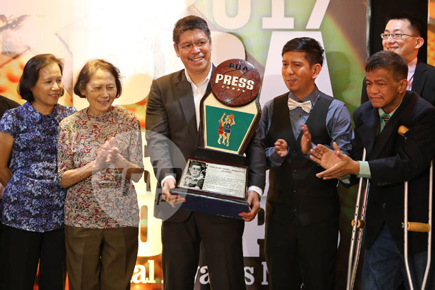 Leo Austria says Coach of Year hat-trick a testament to SMB's cohesion, winning culture