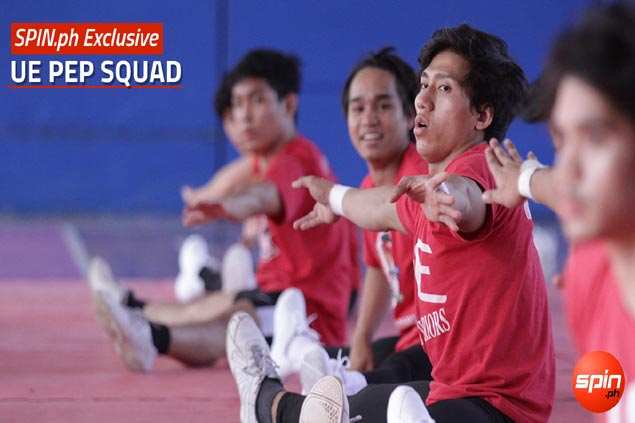 UE Pep Squad looking to shed underdog tag, aims for top three Cheerdance finish