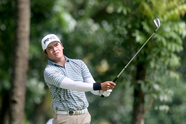 Justin Quiban overcomes two late bogeys to rule Luisita stop of PGT Asia