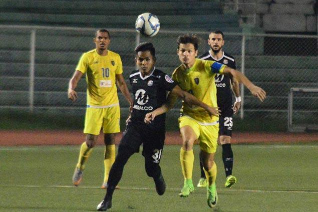 Global Cebu stuns Meralco Manila in first leg of PFL semifinals