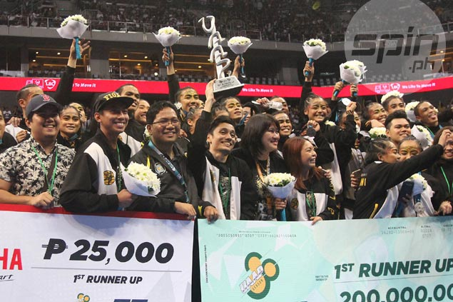 Silver finish glitters like gold for rookie UST Salinggawi coach who takes spotlight in viral post