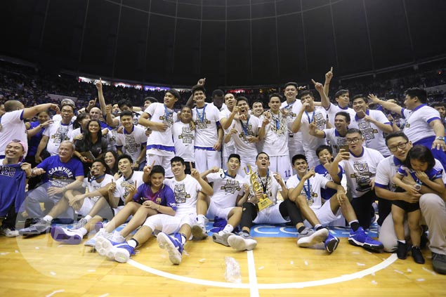 Troy Mallillin plays down switch from La Salle to Ateneo as he savors first UAAP title