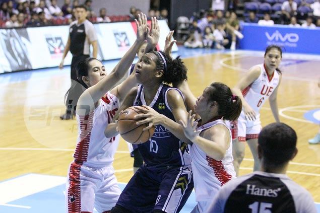 NU makes it 64 straight wins, four consecutive titles with sweep of UE in UAAP women's basketball finals