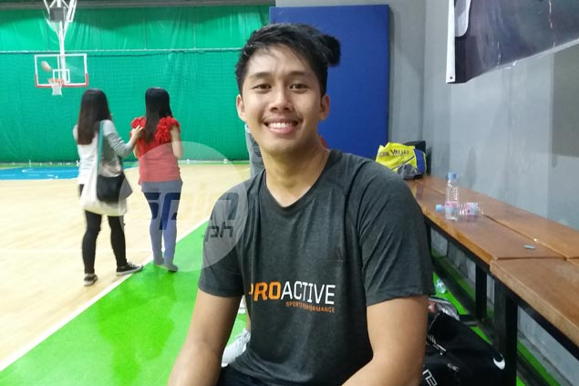 Second-generation player Mikey Cabahug eager to make own name, earn roster spot at Ginebra