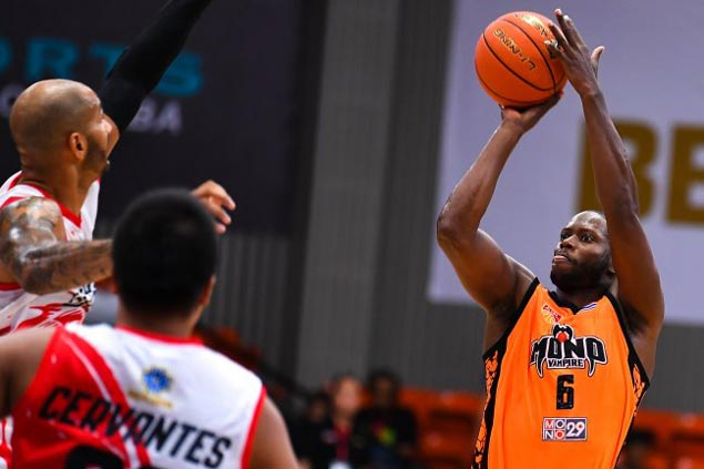Mono Vampire ties ABL record 17 triples in win over Westports Dragons