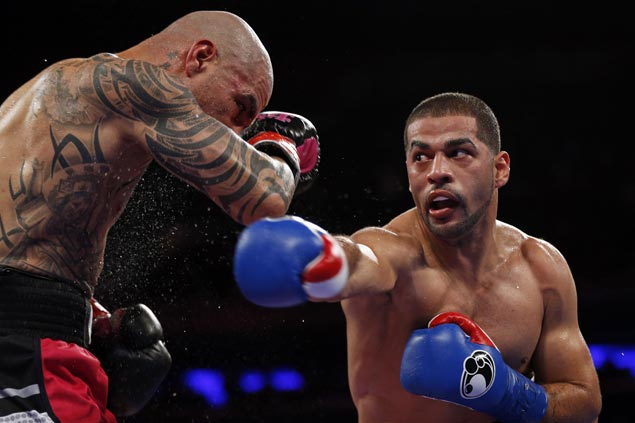 Sadam Ali spoils Miguel Cotto's farewell party at MSG with unanimous decision