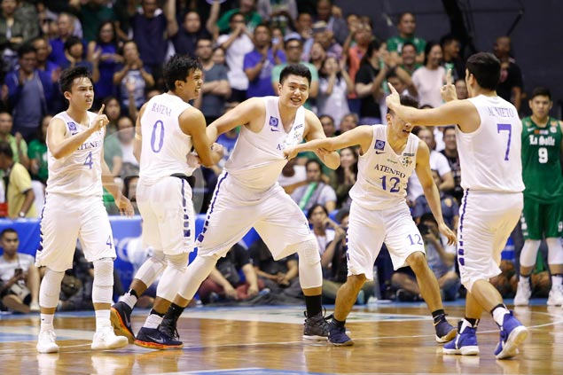 Isaac Go deflects credit after yet another clutch basket in UAAP Finals