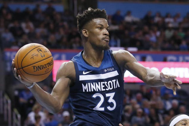 Jimmy Butler drops season-high 33, takes over in the fourth as Timberwolves nip Clippers