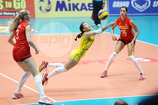 F2 Logistics makes quick work of Iriga City to book first slot in PSL Grand Prix semifinals