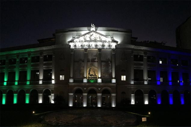 La Salle lauds Ateneo anew as DLSU campus lights up in blue and green for memorable UAAP Finals
