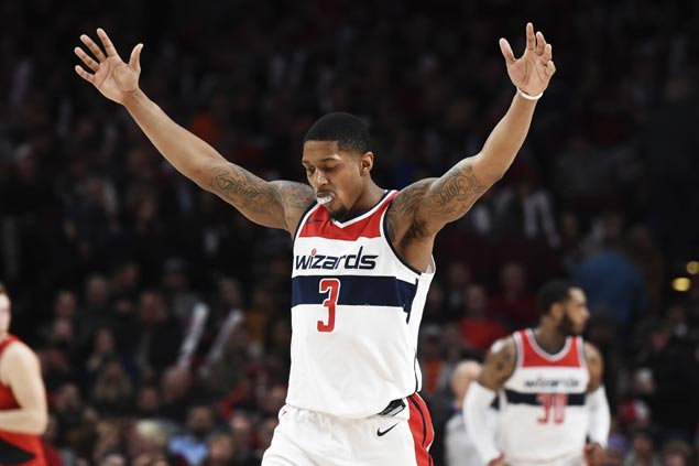 Bradley Beal drops career-best 51 on Blazers as Wizards bounce back from loss