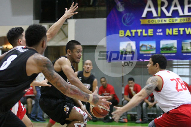 Ronald Pascual making most of chance to re-launch stalled PBA career at Alaska
