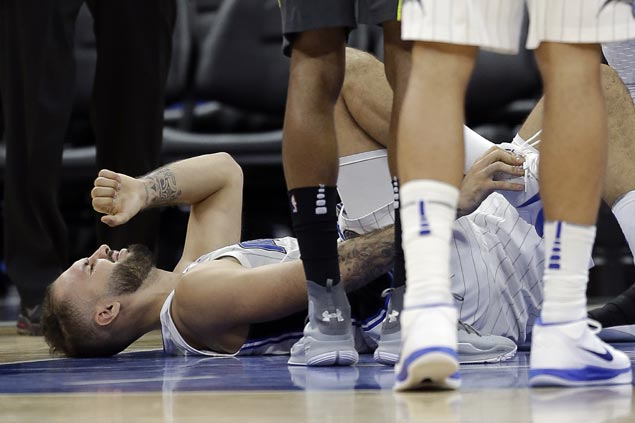 Magic outlasts Hawks in overtime but lose Evan Fournier late due to ankle injury