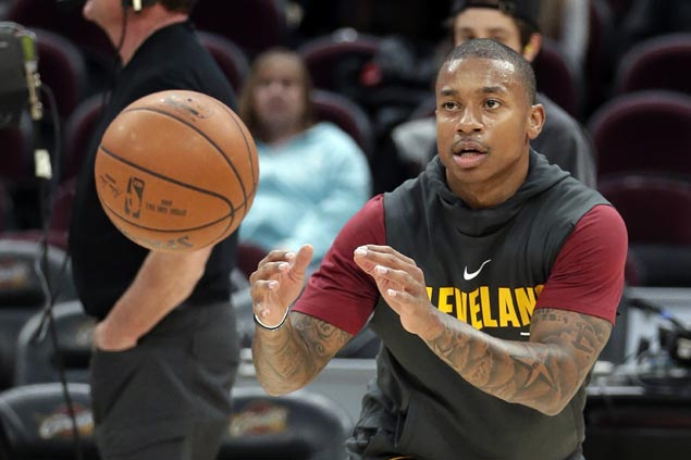 Isaiah Thomas nearing return for Cavs after 'looking good' in playing 4-on-4 scrimmages