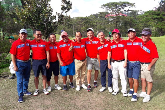 Luisita marks triumphant return to Fil-Am golf with sweep of senior titles