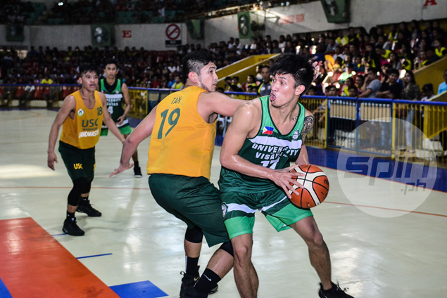 UV Green Lancers pull away late to beat USC Warriors in Asia Pacific University Games