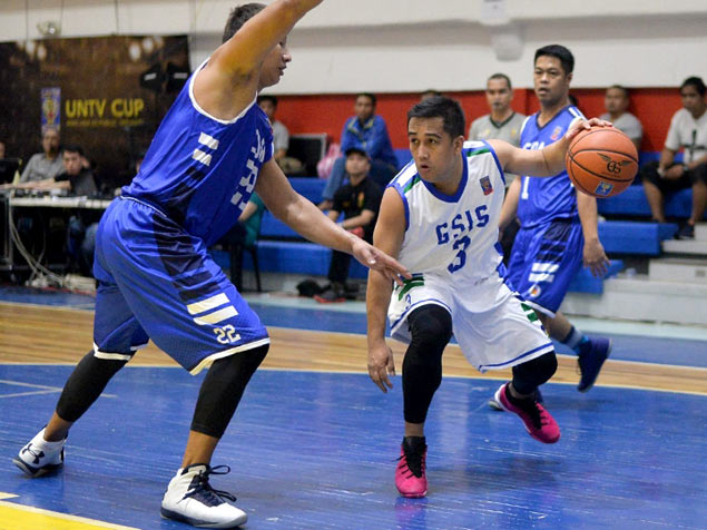 PNP Responders, GSIS Furies fight for place in second round of UNTV Cup