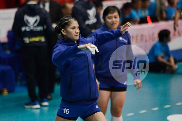 Former NU star Dindin Santiago-Manabat optimistic Lady Bulldogs will break out of slump